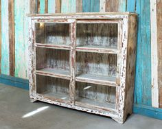 Raw Materials Cabinet