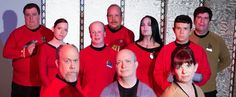 The Crew of the Starship Challenger