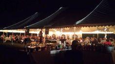 Outdoor Wedding #tentwedding #twinklelights #outdorrwedding #tentreception