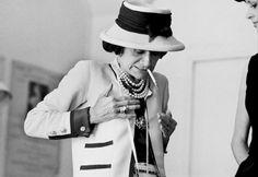 Coco Chanel #CocoChanel Visit espritdegabrielle.com | L'héritage de Coco Chanel #espritdegabrielle