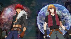 amata and kagura All Anime, Anime Manga, Anime Guys, Secret World Of Arrietty, The Secret World, Genesis Of Aquarion, Tales From Earthsea, Wolf Children, Comedy Anime
