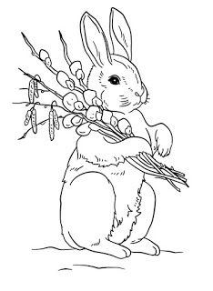 Pin By Julie Tekell On Christmas Bunny Coloring Pages Easter Coloring Pages Easter Bunny Colouring