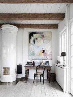 Vivir En El Campo En Dinamarca  /  A Danish Country House