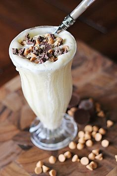 I Can't Believe It's Not A Milkshake- Healthy Protein Shake Recipes!... on next page there's a list of shakes... I'd do with BBV protein & different base but some good recipes