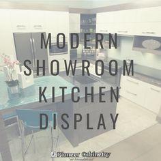 Kitchen Showroom, Kitchen Display, New Homes, Modern, Trendy Tree