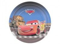 Disney Pixar Cars Party Plates 8 Per package Just Right for The Disney Pixar Cars Lover in you Flash Mcqueen, Party Plates, Disney Pixar Cars, Centre, Tableware, Ballons, Nouvel An, Articles, Costumes