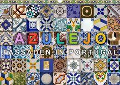 Azulejo-Fassaden in Portugal - CALVENDO Kalender von Thomas Gnauck - #kalender #calvendo #calvendogold #portugal #azulejo