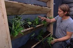 Opvallend verticaal tuinieren   Eigen Huis & Tuin