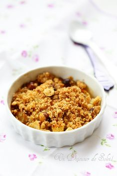 Sweet Recipes, Biscuits, Cereal, Oatmeal, Seeds, Favorite Recipes, Apple, Cooking, Breakfast
