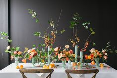 Photography: Ruth Eileen Photography - rutheileenphotography.com Floral Design: Winston Flowers - winstonflowers.com   Read More on SMP: http://www.stylemepretty.com/2015/11/08/guide-to-the-longest-lasting-flowers/