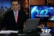 Noticias Telemundo 47 -- El Dr. Yager habla sobre los peligros de las inyecciones en lugares clandestinos.
