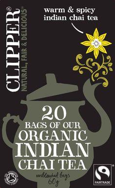 Clipper Teas    www.clipper-teas.com