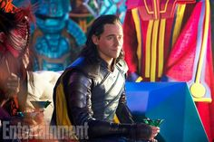 One of the first frame Thor 3 (beloved Loki)❤ #lokitheking