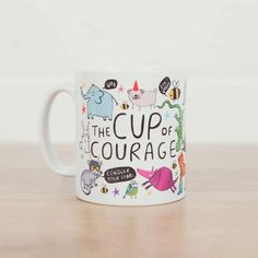 First up in our list of prizes for our Easter Egg Hunt is a Cup of Courage donated by @katieabey! The best mug to get you through a hard day at work! Easter Egg Hunt Sat 15th April at @maltcross Find one of our hidden eggs and claim your prize! . . . #cupofcourage #easteregghunt #hiddennottm #itsinnottingham #supportindependent #Nottingham #stjamesstreetnotts #stjamesindies #craftsposure #thehappynow #thatsdarling #flashesofdelight #handmadenottingham