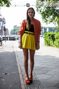 Slideshow: Street Style From Berlin Fashion Week - The Cut