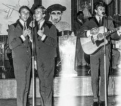 Twins, Maurice & Robin & Barry.