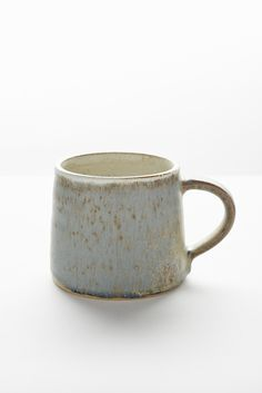 Lane & Parkwood Pottery Handmade Stoneware Mug - Granite Blue, from £16