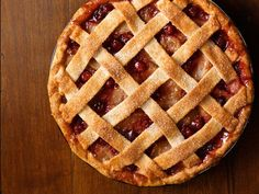 Repinned: Apple-Berry Pie #CookWithKohls