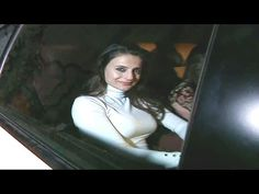 WATCH Ameesha Patel spotted at Salman Khan's 50th Birthday Party 2015. See the full video at : https://youtu.be/BkfpZuLZY90 #ameeshapatel