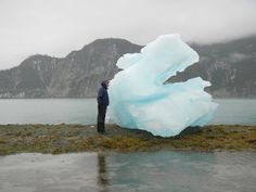 Ice Garden, Glacier Bay