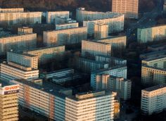 Soviet Housing Projects
