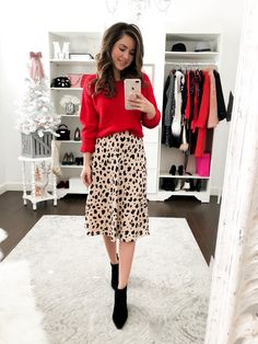 9fb925d55f 14 Best Leopard skirt outfit images in 2016 | Ready to Wear, Woman ...