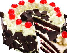 Recipes and How to Make Black Forest Steamed