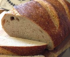 Recipe Sourdough by Chantal Meehan - Recipe of category Breads & rolls