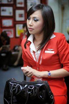 airasia+hot+stewardess.