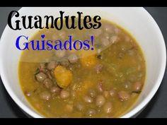 Gandules Verdes Guisados|Stewed Green Pigeon Peas|Sabor en tu Cocina|Ep. 138 - YouTube