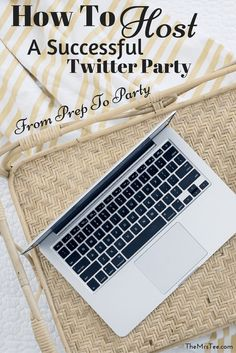 Hosting a Twitter Party can be an extra income as well as tons of fun! In today's post I'm sharing a few tips, tricks and guides to making sure you know How to Host A Successful Twitter Party!