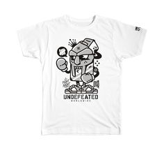UNDFTD x MF DOOM T-shirt on Behance