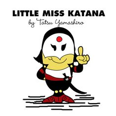 Little Miss Katana