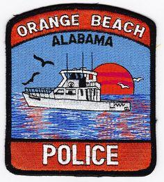 Orange Beach PD AL