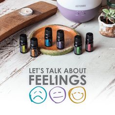dōTERRA have a number of Essential Oil blends for the feelings that form their…