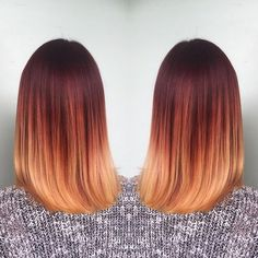 Coloration des cheveux courts 2019