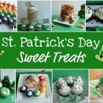 9 pages of St. Patrick's day and rainbow themed food and decorations. Hoosier Homemade - Great blog with lots of ideas.