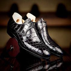 2018 Fashion leather shoes for men