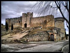 Castillo de Trigueros del Valle. Valladolid