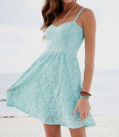 sundresses for teenage girls Naf Dresses Mint Dress Lace 8ee0a6225