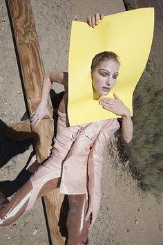 Credit: Viviane Sassen Moon Rocks, 2012, for Pop Magazine