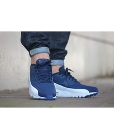 4933013cd4 Nike Air Max 90 Ultra Moire Dark Blue And White Shoes Sale,Nike exclusive  sponsorship of romantic Valentine's Day.