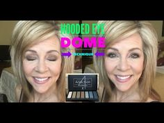 Dome Eye Technique For Hooded Eyes | Mature Eye Tutorial - YouTube