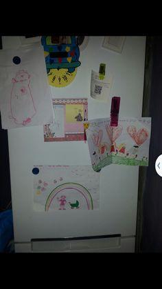 Foto van de koelkast
