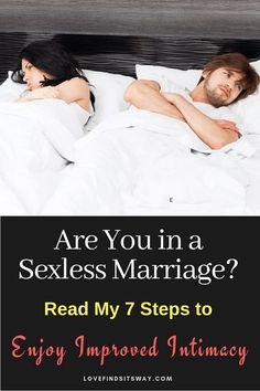 7 steps fix your sexless relationship