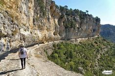 Ruta de la raya de Uña Hiking Routes, Madrid, Granada, Trekking, Grand Canyon, Mount Rushmore, Places To Visit, To Go, Mountains