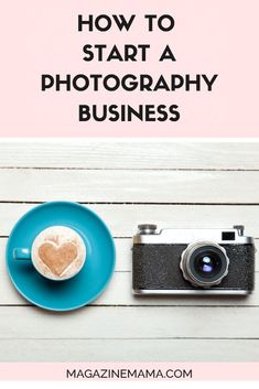 If you're interested in starting your own photography business here are 5 things you should know.