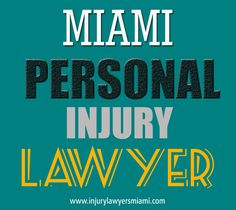 Our Website: http://www.injurylawyersmiami.com/ One of the best ways to find a personal injury attorney would be to consult a lawyer you trust. If you do not know any attorneys, ask your friends for names of lawyers they trust. It isn't important that they give you the name of Miami Personal Injury Lawyer who can handle your case - the most important thing is that the lawyer is likely to understand.