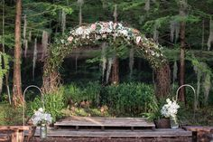 most perfect wedding arch Perfect Wedding, Our Wedding, Shutter Photography, Beautiful Bride, Perfect Place, Arch, Southern, Backyard, Outdoor Structures