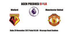 Prediksi Watford vs Manchester United 29 November 2017